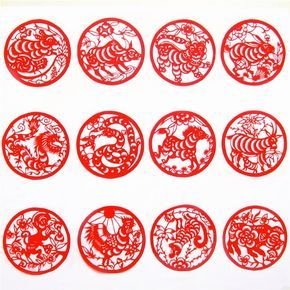 Chinese horoskope